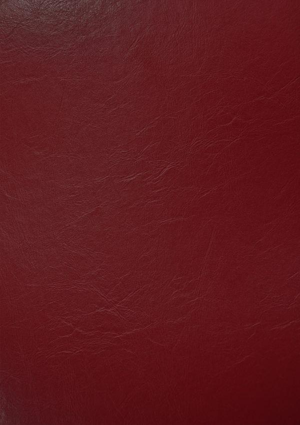 Maroon Leather